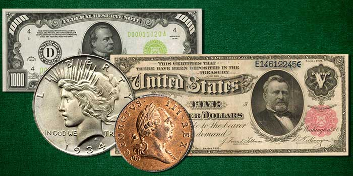 Stack's Bowers June Collectors Choice Online Auction of U S