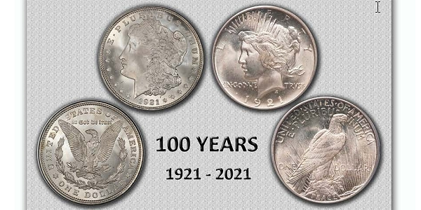 Silver Dollar Commemorative