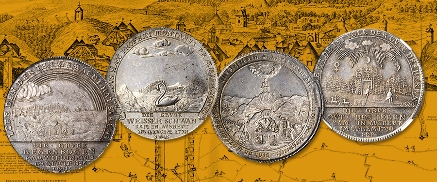 Mining Talers from the Linda Collection Highlight Stack's Bowers Galleries 2019 ANA World's Fair of Money Auction