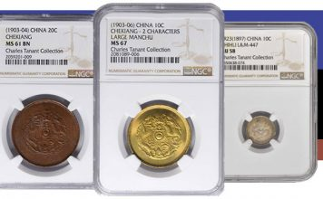 Chinese Coins Archives - CoinWeek