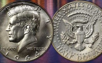 1964 Special Mint Set Kennedy Half Dollar - Stack's Bowers Auctions