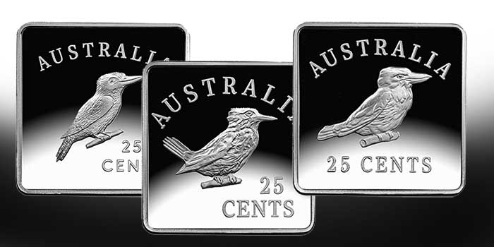 Royal Australian Mint Celebrates Kookaburra Centenary