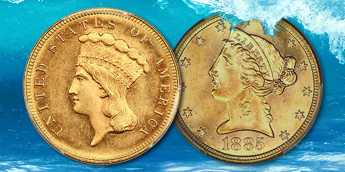 David Lawrence Rare Coins Internet Auction #1079