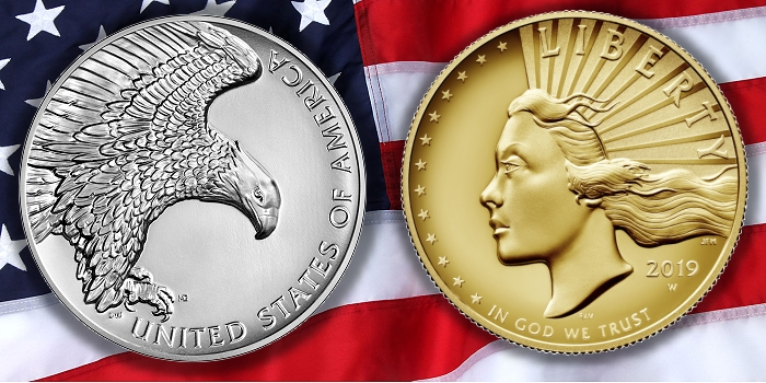 2019 American Liberty High Relief Gold Medals Start August 15