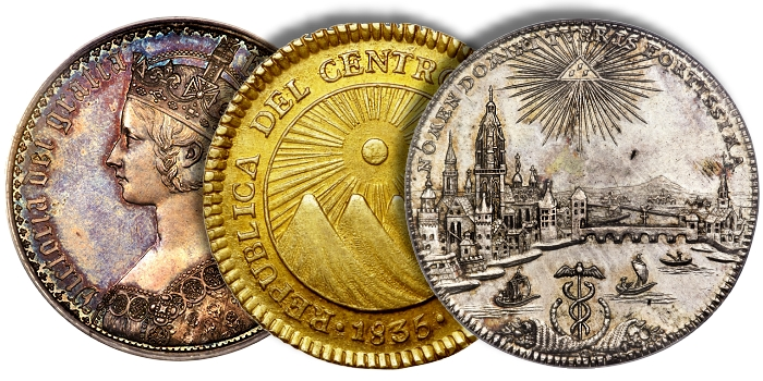 Heritage Ancient and World coins auction in Long Beach