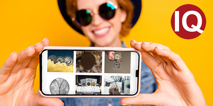 CoinWeek IQ: Instagram's Place in Numismatics – A Unique Marketplace