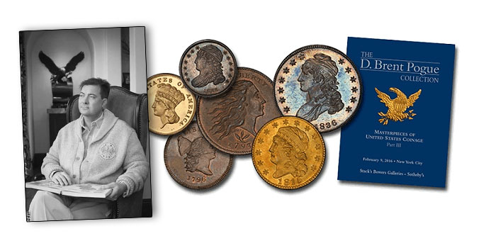 Famous Coin Collector D  Brent Pogue Dead at 54