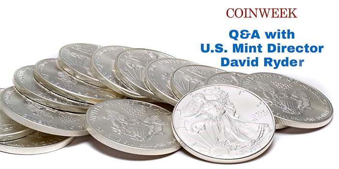 Q & A with U.S. Mint Director David Ryder – CoinWeek Exclusive Video