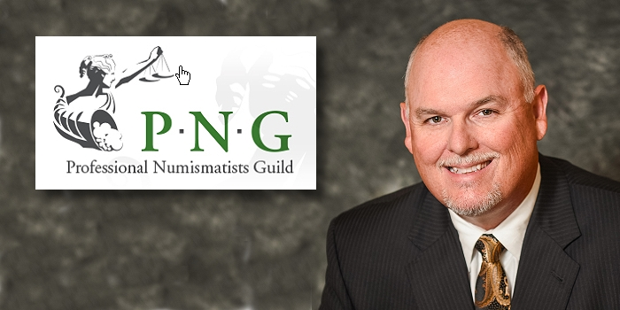 Professional Numismatists Guild ( PNG )