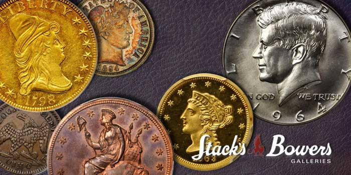 Over $19 8 Million of United States Coins Sold by Stack's