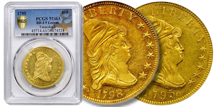 Taraszka Collection of Early Eagles brings $3.2 Million Stack's Auction