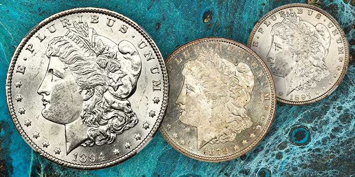 Part 2 of Top VAM Morgan Dollar Registry Set Offered in David Lawrence Rare Coins Auction