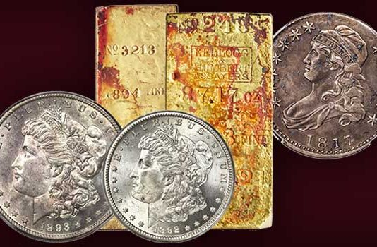 US Coins Archives - CoinWeek