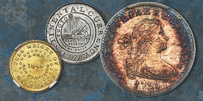 Heritage Auctions - Coins - Dallas