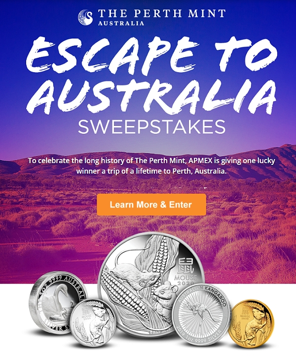 Escape to Australia Sweepstakes