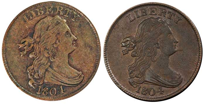 Struck Counterfeit Coins: A Family of Struck Fake Half Cents