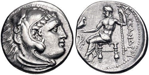 NGC Ancient Greek silver coins