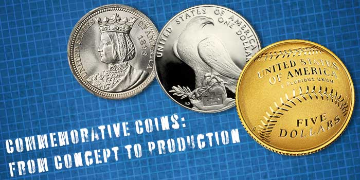 Modern Commemorative Coins: From Concept to Production
