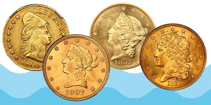 Lustrous 19th Century US Gold Coins Highlight Latest David Lawrence Auction
