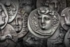 """NGC Ancients: Silver Coin """"Pocket Change"""" of Central Greece"""