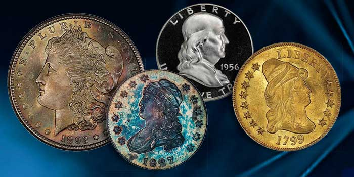 Legend Rare Coin Auctions' Exclusively Legend Regency Auction Draws Strong Bidding