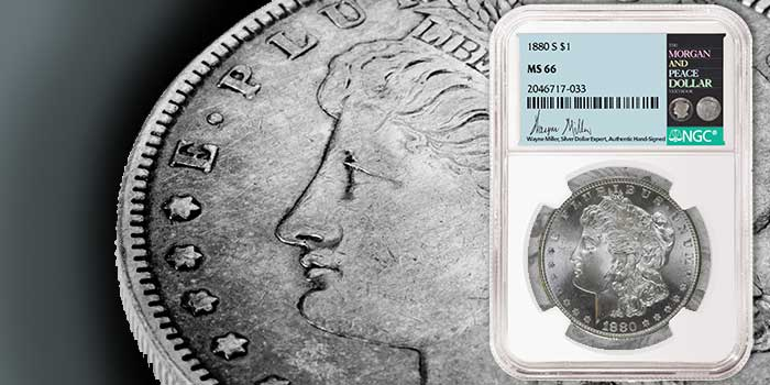 Renowned Silver Dollar Expert Wayne Miller to Hand-Sign Special NGC Labels