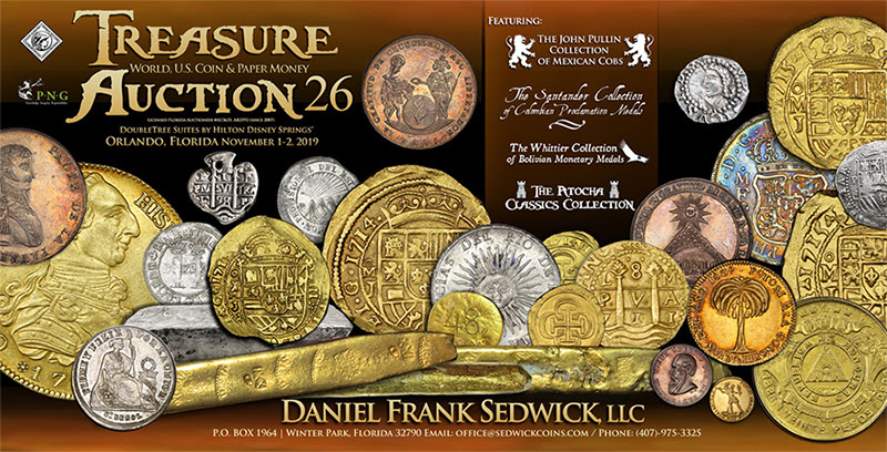 Daniel Frank Sedwick Treasure Auction 26