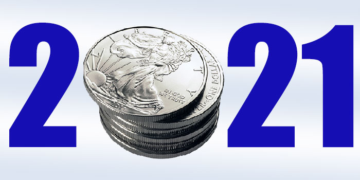 New American Gold, Silver Eagle Reverses Coming in 2021