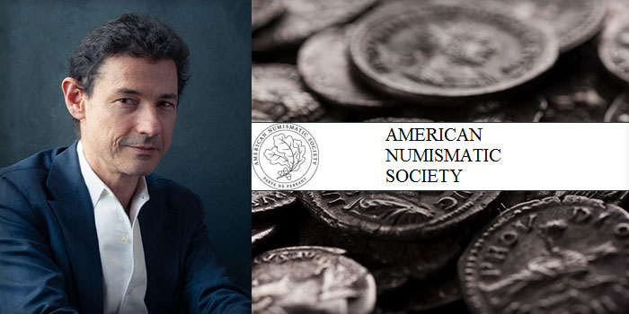 Dr. Gilles Bransbourg New Executive Director American Numismatic Society