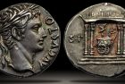 Ancient Roman Coins – Victory Over Parthia and the Lost Roman Standards