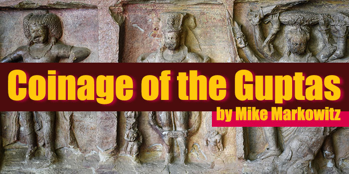 CoinWeek Ancient Coin Series: Coinage of the Guptas
