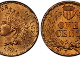 United States coin profile: 1877 Indian Head cent