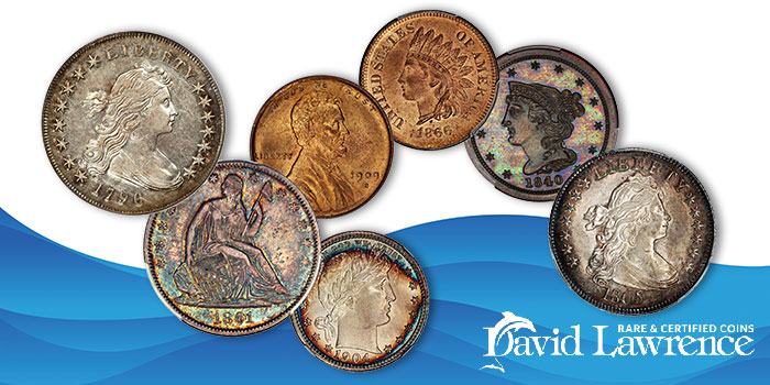 David Lawrence Rare Coins Auction - Auction 1096