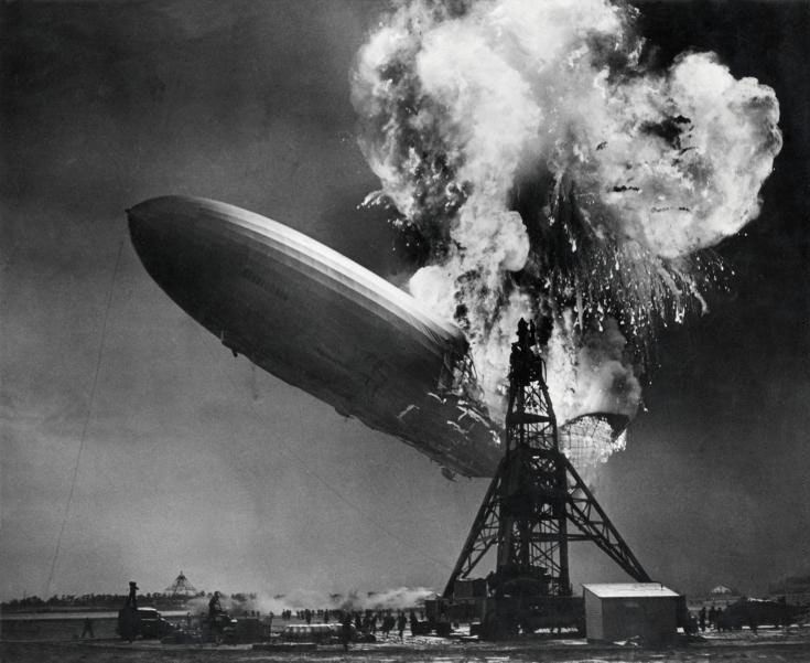 "The Hindenberg Blimp ""Disaster"""