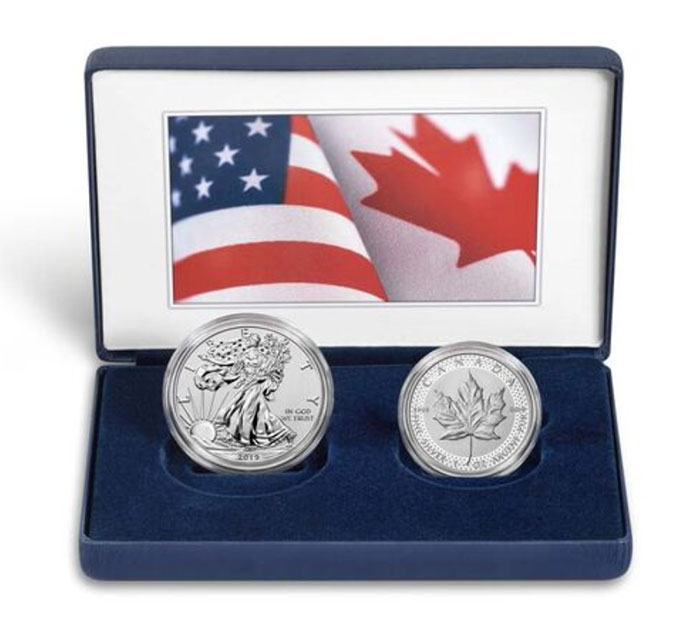 Pride of Two Nations Coin Set