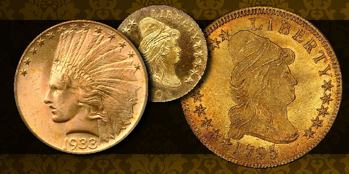 $50 Million Gold Eagle Tyrant Collection Exhibit at February Long Beach Expo