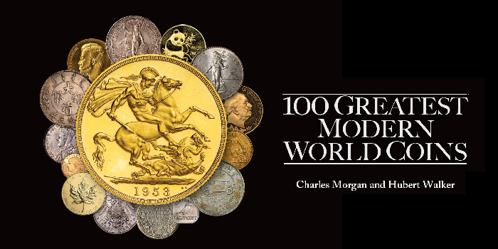 Donald Scarinci on the 100 Greatest Modern World Coins