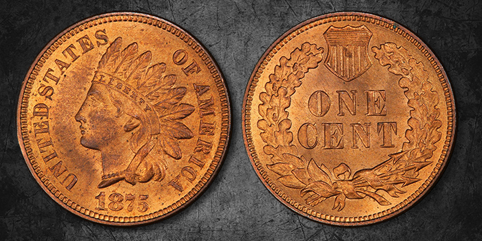 The 1875 Dot Reverse Indian Head Cent: Did It Catch a U.S. Mint Crook?