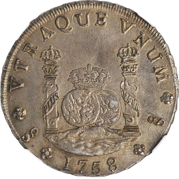 Stack S Bowers To Sell Colonial Chilean 8 Reales At 2020 Nyinc