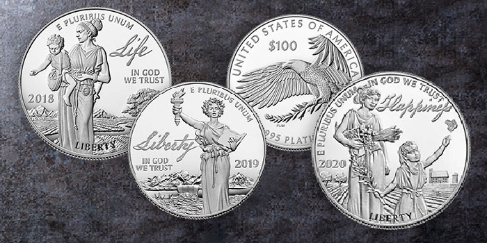 "Upcoming 2020 ""Happiness"" American Platinum Eagle Concludes Lukewarm Three-Coin Run"