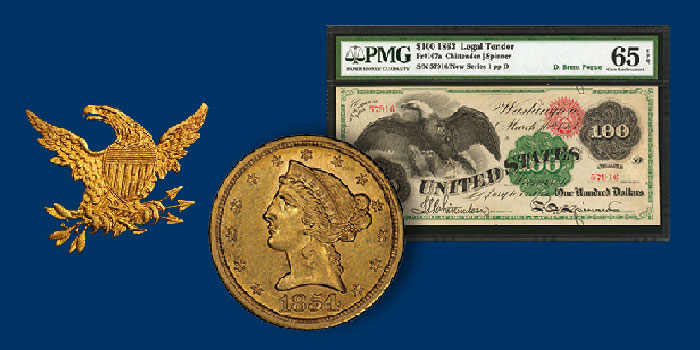 Stack's Bowers Present Rarities From D. Brent Pogue Collection in March 2020 Baltimore Auction
