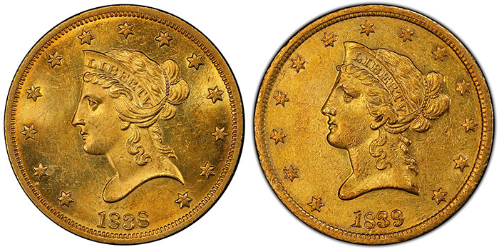Collecting US Coins: Type vs Variety vs…? Image: PCGS.