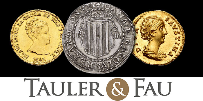 Important and Rare World Coins Headline Tauler and Fau Auctions
