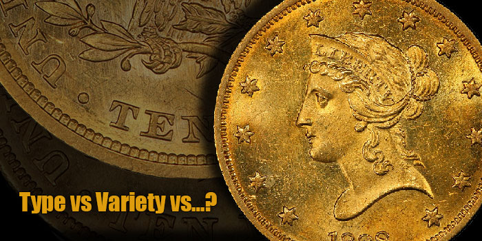 Collecting US Coins: Type vs Variety vs…?