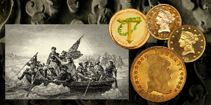 Unprecedented $50 Million Gold Eagles Tyrant Collection Exhibit at February Long Beach Expo