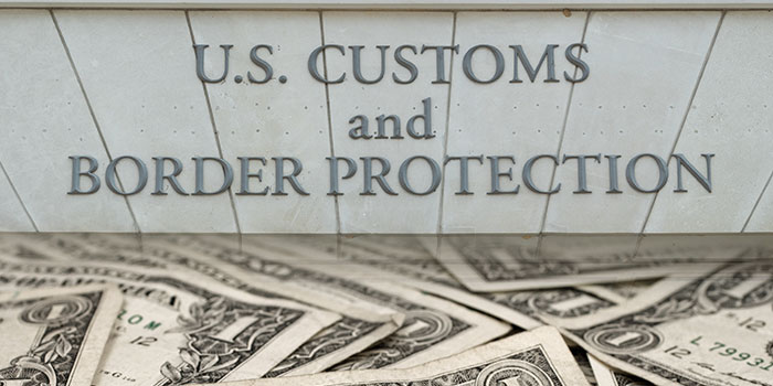Customs and Border Protection Seizes $900K Worth of Counterfeit US $1 Bills