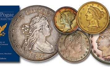 Welcome to The D. Brent Pogue Collection: Masterpieces of United States Coinage Part VII - Stack's Bowers Galleries