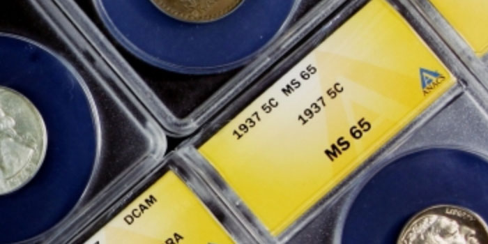 ANACS Suspends Coin Grading Operations
