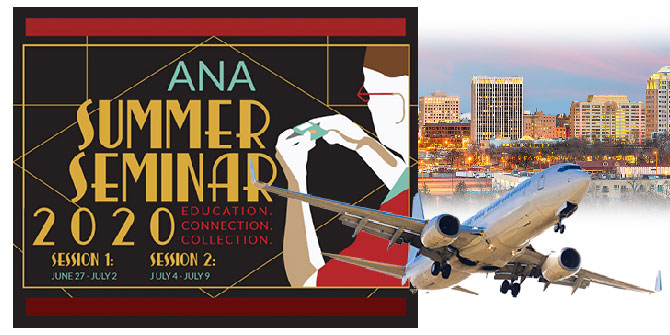 ANA: Coronavirus Update for American Numismatic Association Members