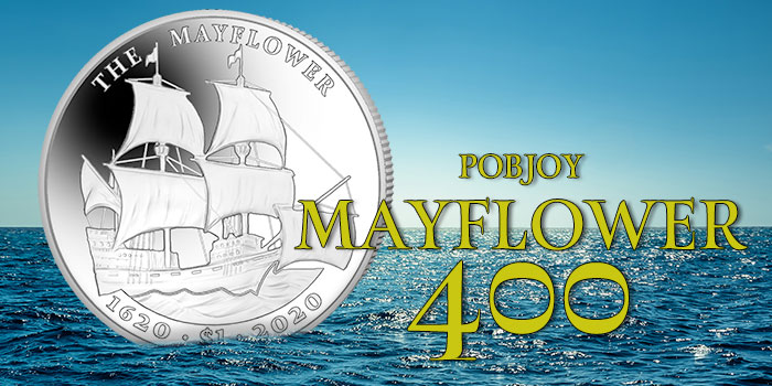 New Coin From British Virgin Islands Honors 400th Anniversary of the Mayflower